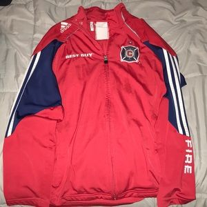 Chicago Fire adidas climacool sweater